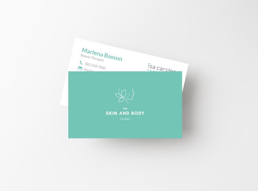 Skin&Body-busness card